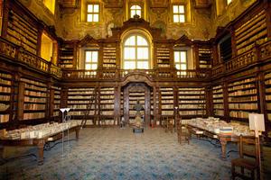 Λεηλατήθηκε βιβλιοθήκη του 16ου αιώνα