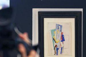 Με λαχνό 100 δολαρίων απέκτησε πίνακα του Πικάσο