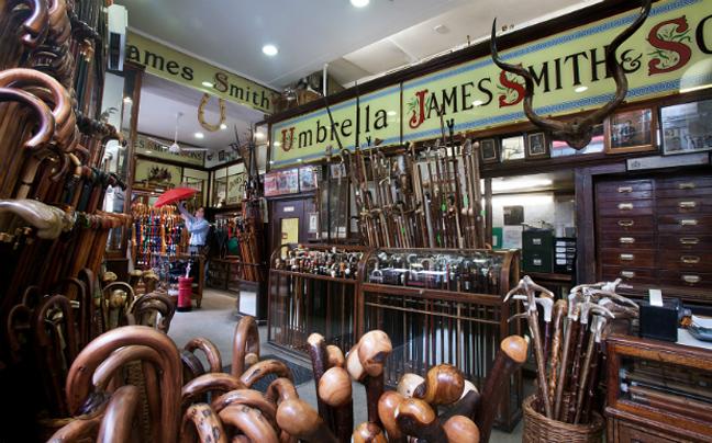 b6ceb69c011b Top 10  Τα πιο εντυπωσιακά και ενδιαφέροντα μαγαζιά του Λονδίνου ...