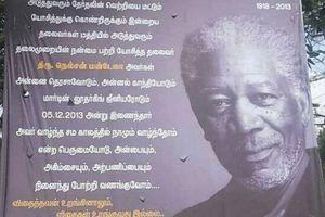Στην Ινδία αντί για τον Νέλσον Μαντέλα... πενθούν τον Μόργκαν Φρίμαν!