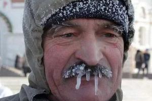 Κρύο, χιόνια και απρόοπτα...