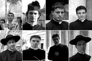 «Καυτοί ιερείς» στο... εναλλακτικό ημερολόγιο του Βατικανού!