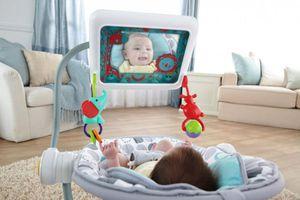 Η τεχνολογική πολυθρόνα για τα νεογέννητα
