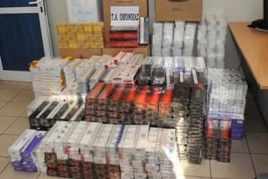 Τρεις συλλήψεις για λαθρεμπόριο τσιγάρων στα Καμίνια