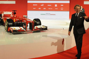 Τα σχέδια της Ferrari F1 για το 2014