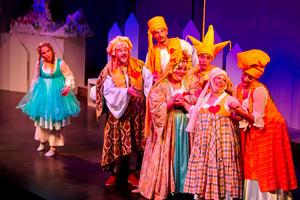 «Το μαγικό κλειδί» στο Θέατρο Κιβωτός