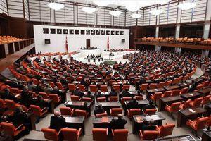 Στη Βουλή της Τουρκίας η αναθεώρηση του Συντάγματος