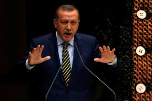 Και ο γιος του Ερντογάν για την υπόθεση διαφθοράς