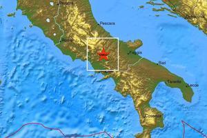 Σεισμική δόνηση 5 Ρίχτερ στη Νάπολη