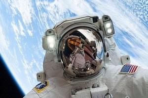 Selfie από το... διάστημα