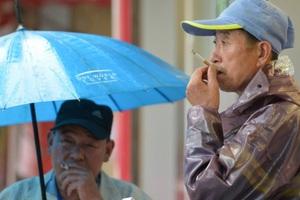 Η Κίνα απαγορεύει το κάπνισμα σε δημόσιους χώρους