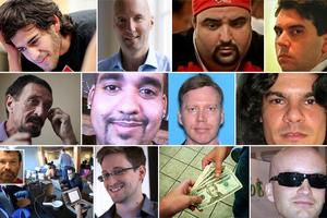 Οι 13 φερόμενοι ως εγκληματίες που σχετίζονται με την τεχνολογία