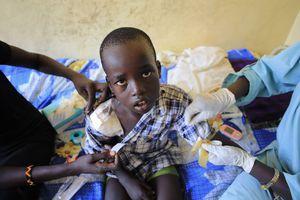 Ο ΟΗΕ ανακοίνωσε το τέλος του λιμού στο Νότιο Σουδάν αλλά ο μισός πληθυσμός πεινάει