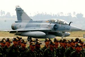 Μπαίνει στο μουσείο το το τελευταίο Mirage 2000 της Βραζιλίας
