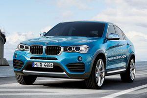 Η νέα BMW X4 τον Απρίλιο 2014