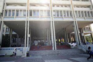 Σώθηκε το εξάμηνο στη Φιλοσοφική σχολή του Πανεπιστημίου Αθηνών