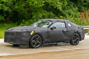 Πώς κράτησε η Ford το νέο Mustang μακριά από τα αδιάκριτα μάτια