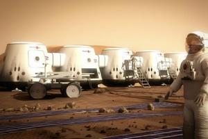 Η πρώτη ανθρώπινη αποικία στον Άρη ετοιμάζεται πυρετωδώς