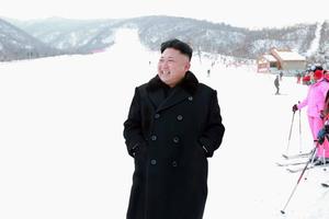 Σκίζοντας τις πλαγιές… στη Βόρεια Κορέα