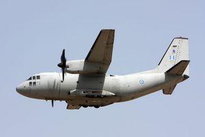 Στην Πίζα μετέβη 48χρονη με αεροσκάφος της Πολεμικής Αεροπορίας