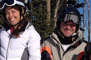 Ο Barrichello δέχτηκε απειλές για φωτογραφίες που τον δείχνουν να κάνει σκι