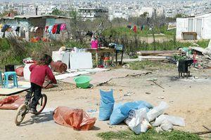 Έξωση στους αθίγγανους κάνει το εμπορικό κέντρο Ηρακλείου