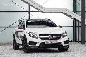 Η Mercedes στο Detroit
