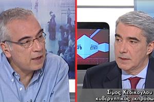 «Η κυβέρνηση δεν αντιμετωπίζει το ενδεχόμενο πρόωρων εκλογών»