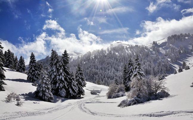 Oρεινή Αρκαδία: Το χειμερινό στολίδι της Πελοποννήσου!