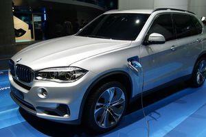 Η BMW X5 eDrive στην παραγωγή το 2014