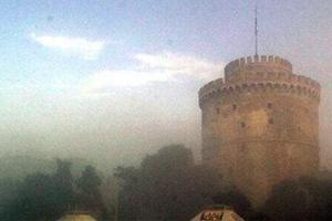 Αύξηση της ατμοσφαιρικής ρύπανσης στη Θεσσαλονίκη
