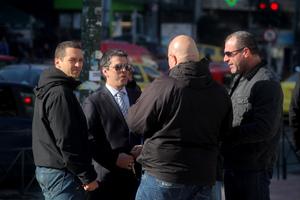 Αρνούνται τις κατηγορίες οι βουλευτές της Χρυσής Αυγής