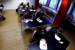 Φάρσα η ιπτάμενη κάμερα κατά της αντιγραφής στο Βέλγιο