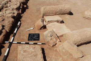 Επιβλητικές κατασκευές έφερε στο φως η αρχαιολογική σκαπάνη στη Λεμεσό