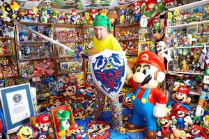 Η μεγαλύτερη συλλογή Super Mario