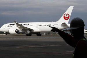 Οι Ιαπωνικές Αερογραμμές καθήλωσαν στο έδαφος αεροσκάφος