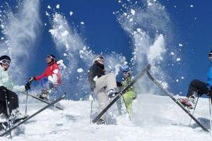 Γιορτάστε την παγκόσμια ημέρα Χιονιού στον Παρνασσό