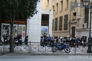 Μάστιγα το παράνομο παρκάρισμα στην Αθήνα
