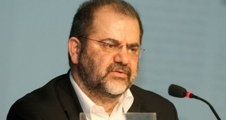 Ιγνατίου: Έλληνας δημοσιογράφος με κατέδωσε στο ΔΝΤ