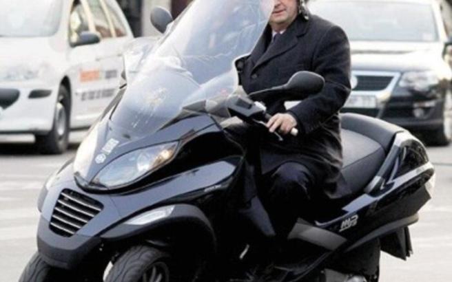 Εφαρμογή μίσθωσης μοτοσικλετών ενάντια στο κυκλοφοριακό χάος στην Τουρκία