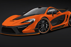 H McLaren P1... αναβαθμίζεται