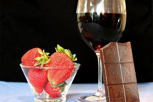 Σοκολάτα, κόκκινο κρασί και διαβήτης