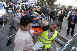 Τέσσερις οι νεκροί στην έκρηξη της Βηρυτού