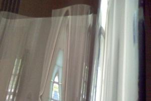 Διαφανές φιλμ μετατρέπει σε οθόνη οποιοδήποτε παράθυρο