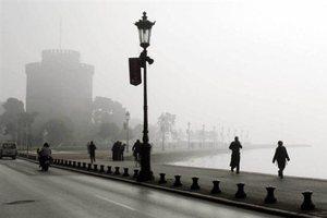 Αύξηση των ρύπων στο κέντρο της Θεσσαλονίκης από την καύση ξύλων