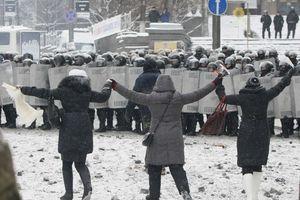 Πέρασε στην Ουκρανία ο νόμος για αμνηστία στους διαδηλωτές