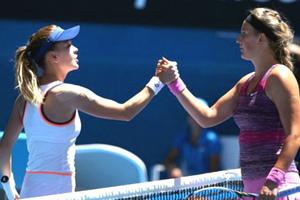 Η Aga Radwanska στον καλύτερο πόντο του Australian Open