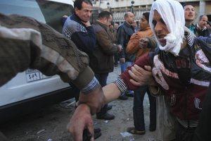 Δύο νεκροί από έκρηξη βόμβας στο Κάιρο