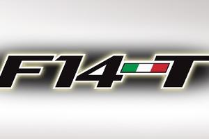 Και το όνομα της νέας Ferrari... F14T