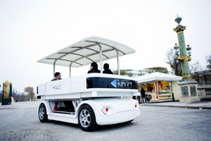 Το πρώτο αυτοκινούμενο όχημα διατίθεται στην αγορά